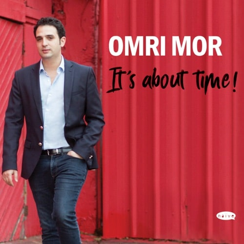 Omri Mor - It's About Time !