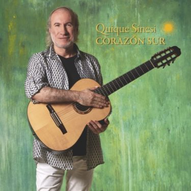 全ギターファン必聴!キケ・シネシ、7弦/10弦ギター、チャランゴ等で表現する独奏新譜