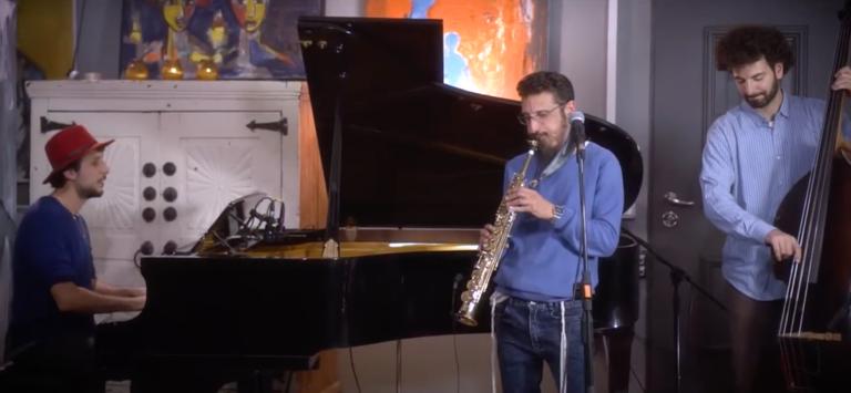 イスラエルのピアノトリオ、Shaloshと最強サックス奏者ダニエル ...