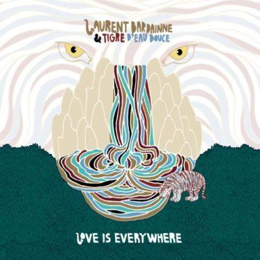 テナーサックスとハモンドオルガンのCoolなフレンチ・グルーヴ!『Love Is Everywhere』