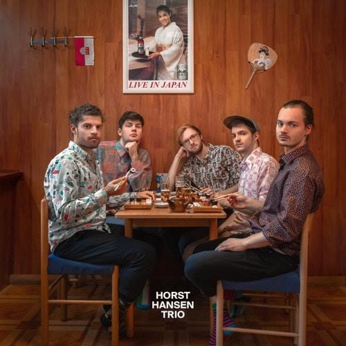 Horst Hansen Trio - Live in Japan